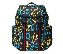 Techpack GucciGhost aus Canvas