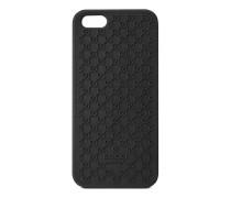 Schwarze, biologisch abbaubare iPhone 5-Hülle aus Kunststoff