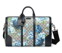Reisetasche mit GG und Blumen