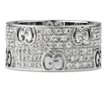 Breiter Iconstardust Ring