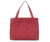 old - Cloud Tote - Rumba Red