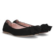 Opal Tassel Ballerina - Black - 35