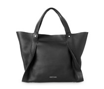 Opal Tote - Piano Black Blue