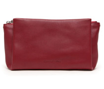 Cassia Clutch Royal Red