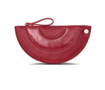 Coin Purse Two - Royal Red