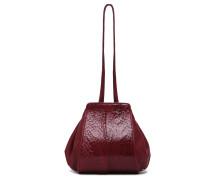 Zeitgeist Tango Small Shoulderbag - Royal Red Glazed