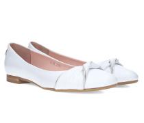 Cassia Bow Ballerina - White - 35