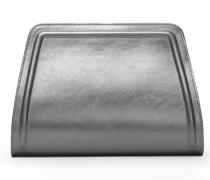 Lyra Clutch Two Dark Silver