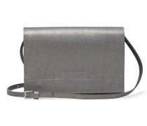 Dahlia Small Shoulderbag Dark Silver