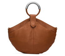 - Maple Metal Henkeltasche - Tabacco Brown