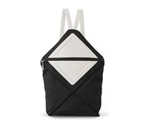 - Origami Backpack - Ivory White Matt