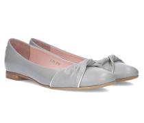 Cassia Bow Ballerina - Gray - 35