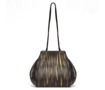 Tango Small Shoulderbag Fern - Midnight Black Fern Go