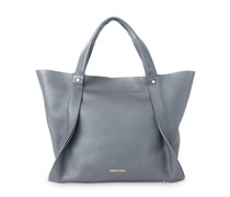 - Opal Tote - Ash Gray Black / Gold