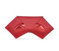 Opal Abendtasche - Cayenne Red Metalic