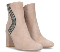 Amber Ankle Boot - Beige - 36