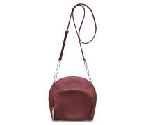 - Ebony Shoulderbag Three - Oxblood Red