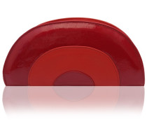 - Alva Clutch Small - Red Patent