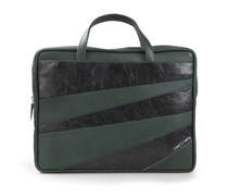 Linear Laptop Carrier - Pine Green