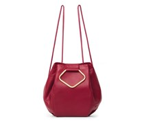 - Oyster Backpack - Royal Red / Gold