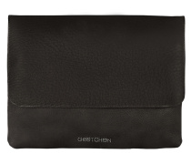 Tablet Abendtasche Two - Midnight Black