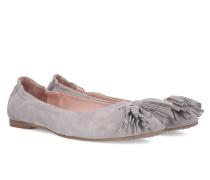 Opal Tassel Ballerina - Gray - 35