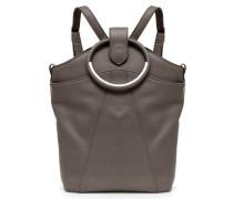Maple Metal Backpack Stone