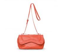 - Coral Shoulder Bag - Coral