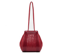 Tango Small Shoulderbag Chess Cranberry
