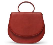 Ebony Loop Bag Two - Royal Red