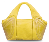 Tango Small Tote - Lemon Yellow