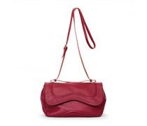 - Coral Shoulder Bag - Royal Red