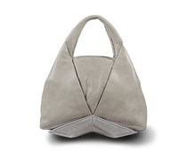 Diamond Tote - Lightning Gray