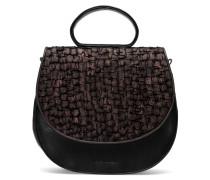 Ebony Loop Bag Two Midnight Black Torn