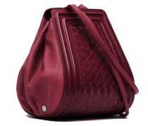 Tango Small Shoulderbag Chess Oxblood
