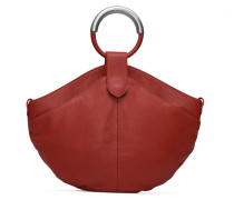 Maple Metal Tote Cranberry