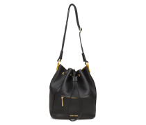 Opal Duffle Tasche Two - Piano Black Gold