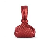 Tango Abendtasche - Fire Red Metalic