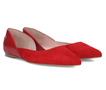 Calla Ballerina - Red - 35