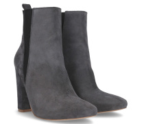 Linear Ankle Boot - Gray - 36