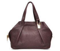 Opal Tote Three - Cordovan Red Gold