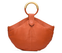 - Maple Metal Henkeltasche - Pumpkin Orange/Gold