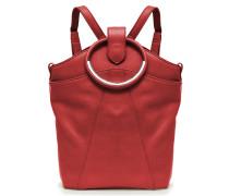 Maple Metal Backpack Red
