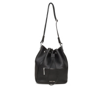 Opal Duffle Tasche Two - Piano Black Silver