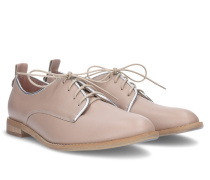 Cassia Derbie Shoe - Beige - 35