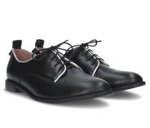 Cassia Derbie Shoe - Black - 35