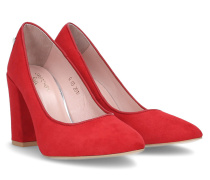 Cassia 90 Piped Pumps - Red