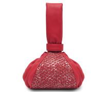 Zeitgeist Tango Pouch - Lipstick Red Silver Perch