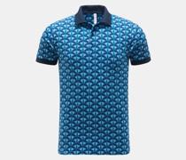 Poloshirt navy/petrol