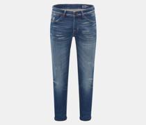 Jeans 'Reggae' graublau